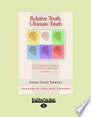 Relative Truth  Ultimate Truth