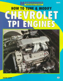 How to Tune   Modify Chevrolet TPI Engines