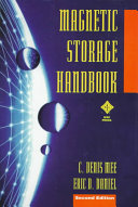 Magnetic Storage Handbook