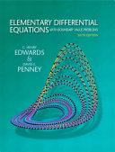Elementary Differential Equations with Boundary Value Problems,