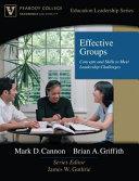 Effective Groups
