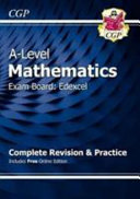 A-Level Mathematics: Exam Board: Edexcel