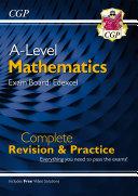 A-Level Mathematics: Exam Board: Edexcel
