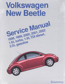Volkswagen New Beetle Service Manual