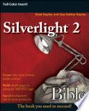 Silverlight 2 Bible book