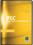 International Fuel Gas Code 2012 Commentary