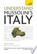 Mussolini s Italy  Teach Yourself Ebook