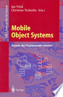 Mobile Object Systems Towards the Programmable Internet