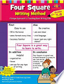 Four Square  Writing Method Grades 7 9 w Enhanced CD
