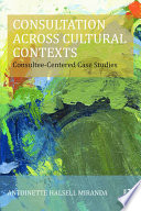 Consultation Across Cultural Contexts