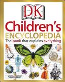 DK Children's Encyclopedia Book