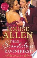 Those Scandalous Ravenhursts: The Dangerous Mr Ryder / The Outrageous Lady Felsham (Mills & Boon M&B) (Those Scandalous Ravenhursts, Book 1)
