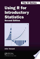 Using R for Introductory Statistics  Second Edition
