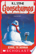 Beware  The Snowman  Goosebumps  51