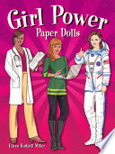 Girl Power Paper Dolls