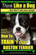 download ebook boston terrier, boston terrier training aaa akc pdf epub