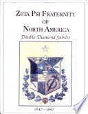 Zeta Psi Fraternity of North America