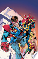 Convergence: Infinite Earths Book Two : infinite earths! once, there were...