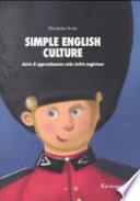 Simple english culture  Unit   di apprendimento sulla civilt   anglofona
