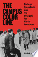 Book The Campus Color Line