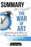 Summary Steven Pressfield s the War of Art