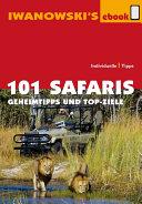 101 Safaris   Reisef  hrer von Iwanowski