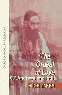download ebook the ordeal of love pdf epub