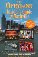 The Opryland Insider s Guide to Nashville