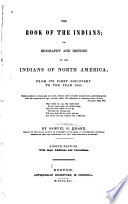 The Book of the Indians