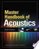 Master Handbook of Acoustics  Sixth Edition