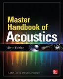 download ebook master handbook of acoustics, sixth edition pdf epub