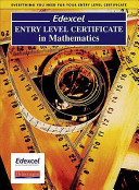 Edexcel Entry Level Certificate in Mathematics