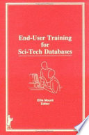 End user Training for Sci tech Databases