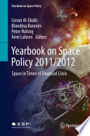 Yearbook on Space Policy 2011 2012