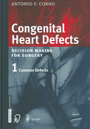 Congenital Heart Defects Decision Making For Cardiac Surgery Volume Package