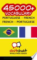 45000  Portuguese   French French   Portuguese Vocabulary