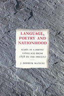 Language, Poetry, and Nationhood
