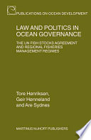 Law And Politics in Ocean Governance