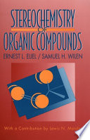 Stereochemistry of Organic Compounds Book PDF