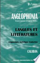 Langues et littératures