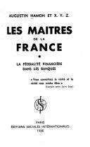 Les maîtres de la France