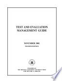 Test And Evaluation Management Guide