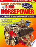 David Vizard s How to Build Horsepower