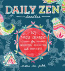 Daily Zen Doodles : and serenity with hand illustrated prompts...