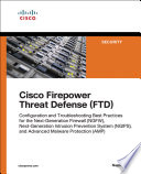 Cisco Firepower Threat Defense  FTD