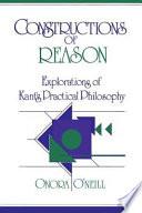 Constructions of Reason