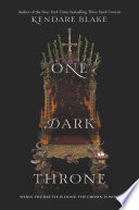 One Dark Throne Book PDF