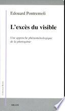 illustration L'excès du visible