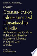 Communication Informatics and Librarianship in India