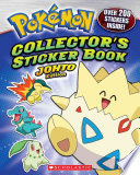 Collector S Sticker Book Johto Edition book